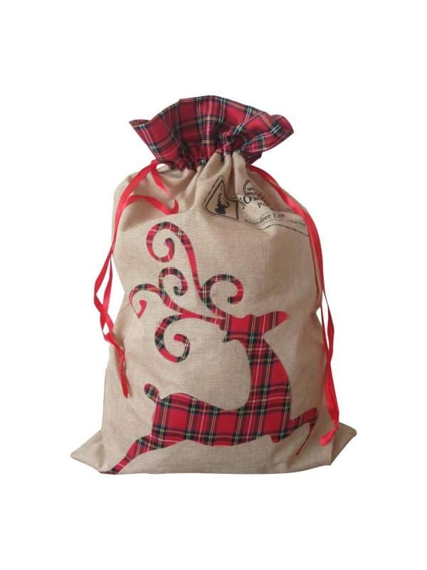 Hessian Christmas Sacks Product 1