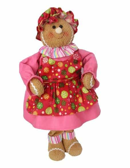 Martha The Gingerbread Girl Product