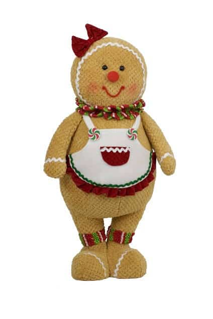 Mary Gingerbread Girl Product
