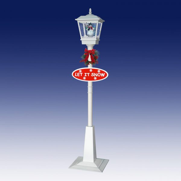 Musical Lamp Post Product 2
