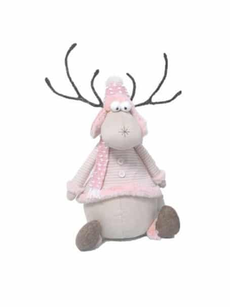 Tinkle Pink Reindeer New Product