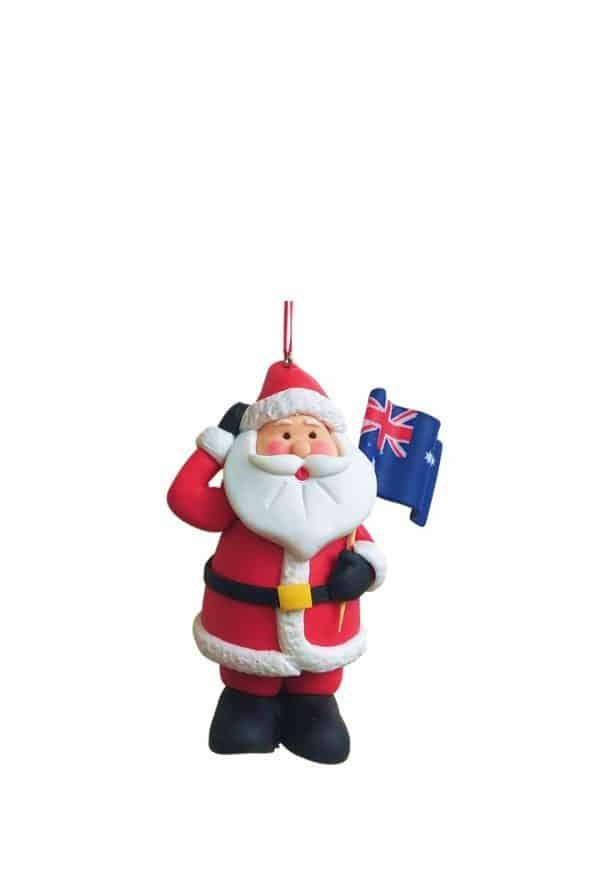 Australiana Edition Santa
