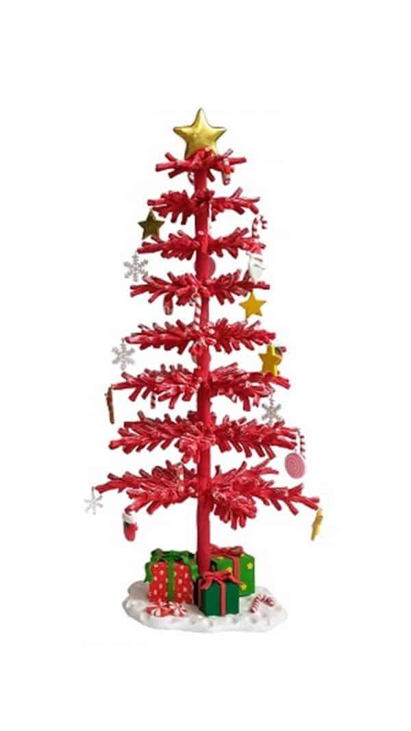 Christmas Tree with Decor