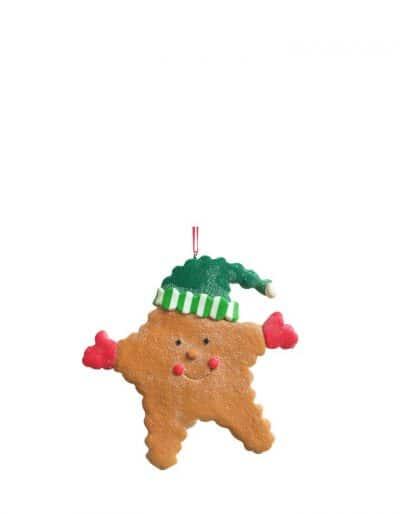 Northern Star Tree Ornament
