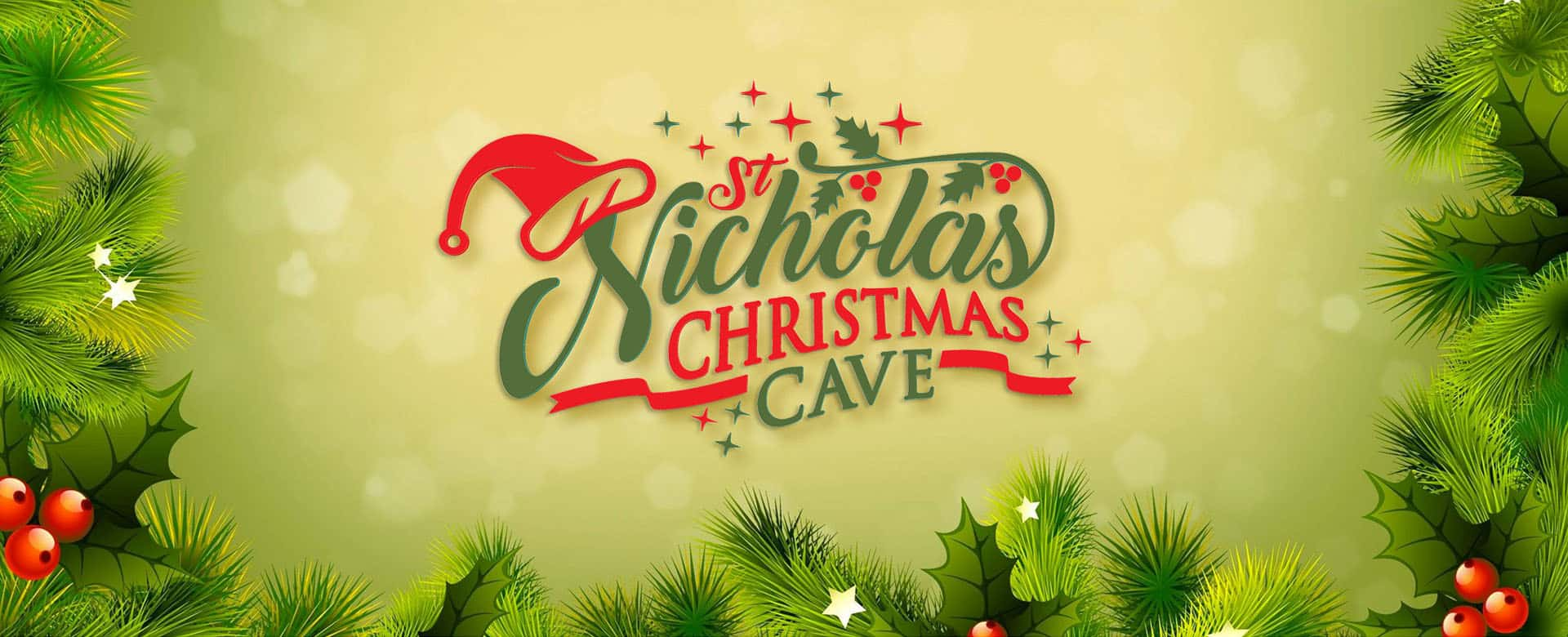 st nicholas christmas cave - our story