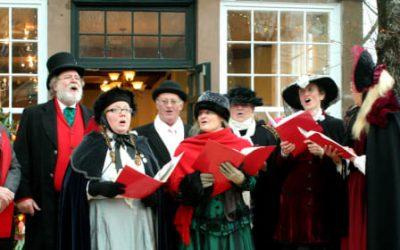 The surprising history of Christmas Caroling